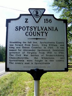 Spotsylvania County, VA