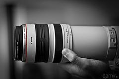 Tele lens
