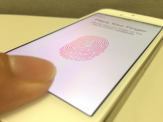 fingerprint phone unlock