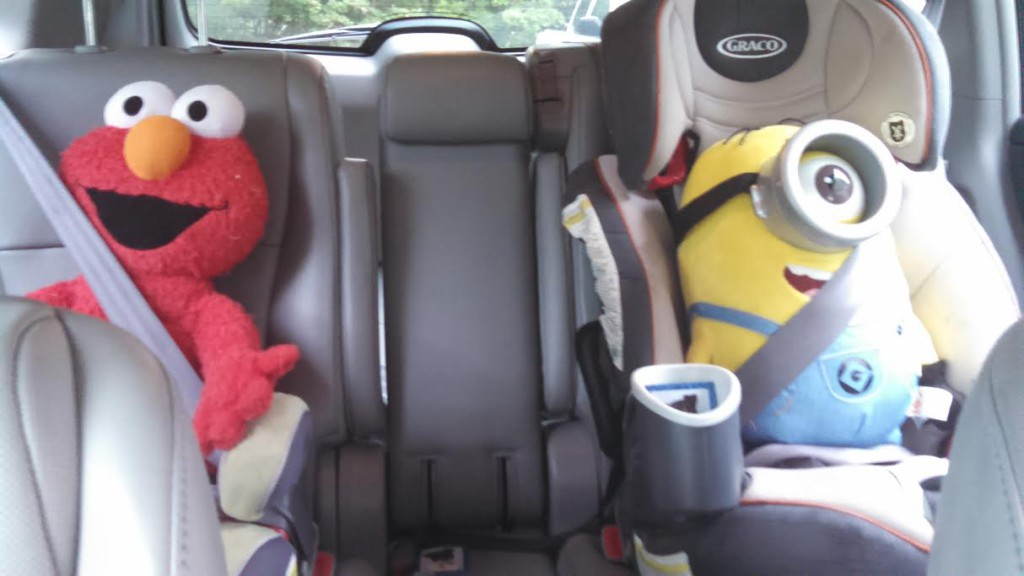 car seat week-Elmo-Stewart