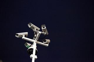 cameras on VA interlock