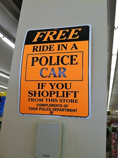 Shoplifting Charges??????????????